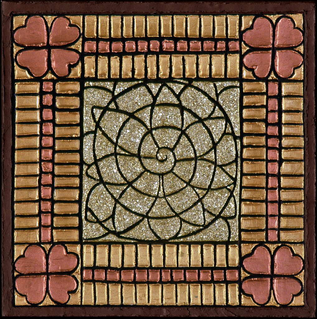 Metallic Mosaic II